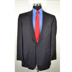 Hickey Freeman 42L Sport Coat Blazer Suit Jacket N